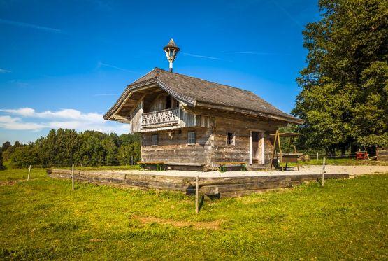 Almhütte Greischbergerhof